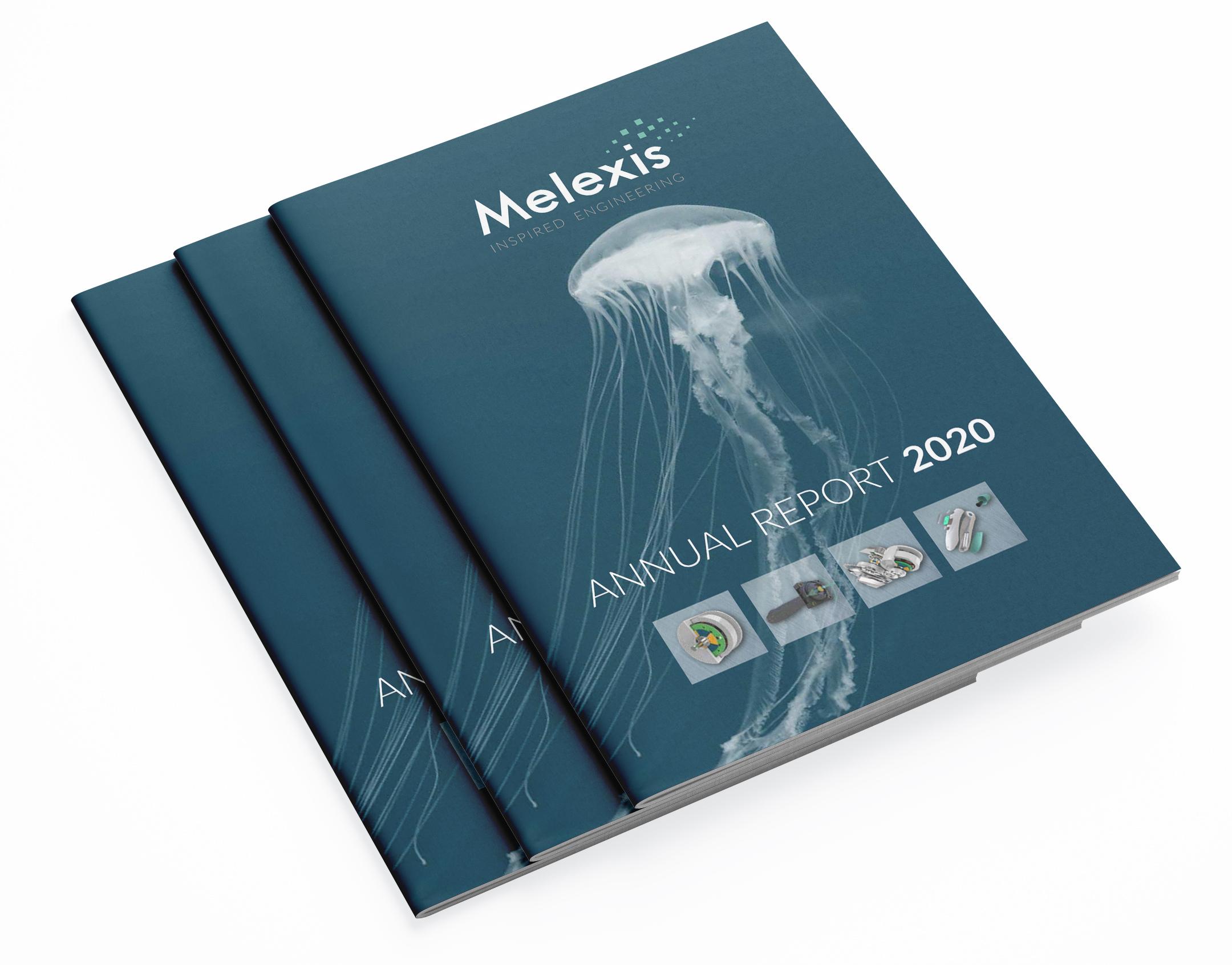 2020 Annual Report - Melexis