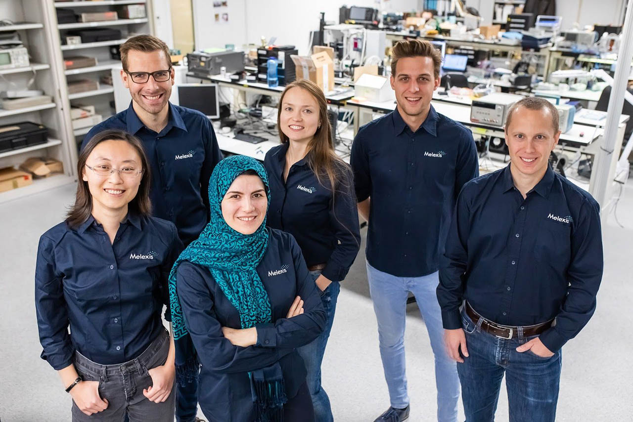 Great people, great teams and great results - Melexis