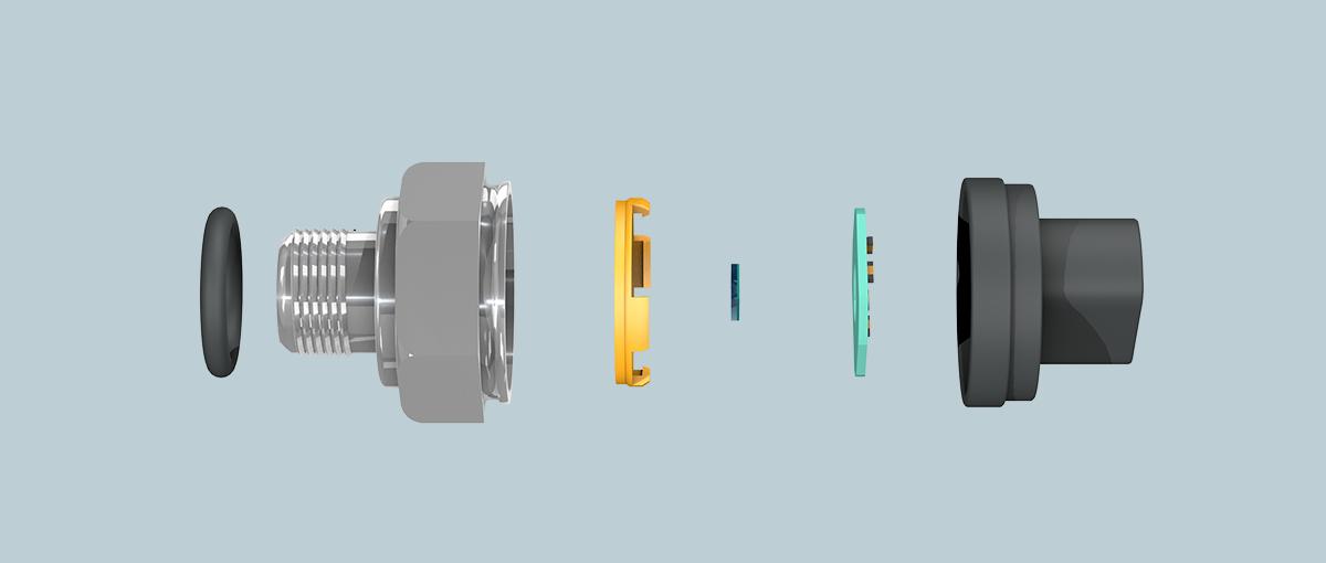 MEMS Pressure Sensor - Melexis