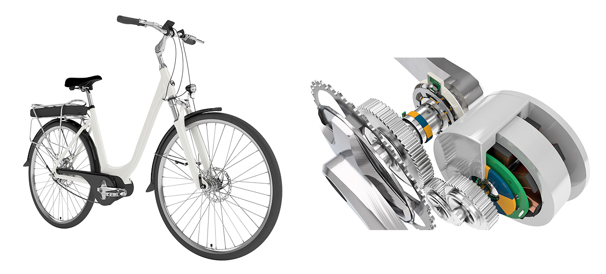 Triaxis bike collage