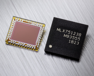 Second generation of Melexis' QVGA chipset MLX75024 + MLX75123