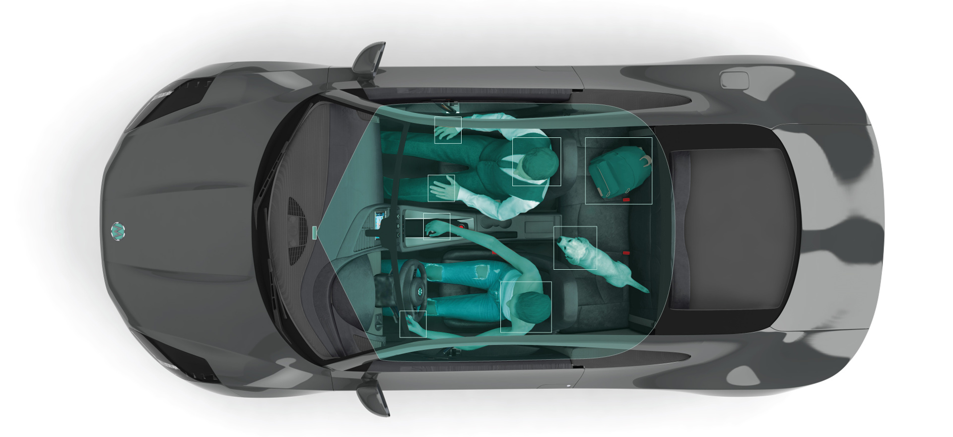 In-cabin monitoring automotive applications - Melexis
