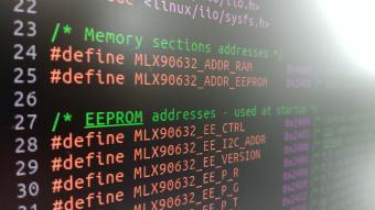Infrared temperature sensor driver for Linux kernel released - Melexis