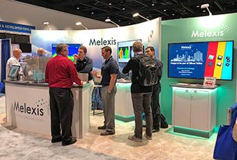 Meet Melexis at Sensors Expo 2019 in San Jose