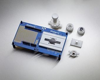 Development kit for magnetic sensors - Melexis