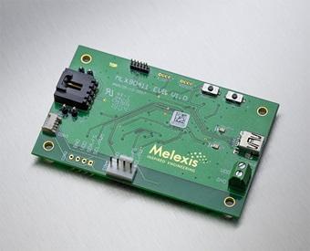 FandriverEVB1 - Evaluation Board MLX90411 -MLX90412 Melexis