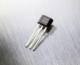 MLX90242 - Linear Hall Effect Sensor - Melexis