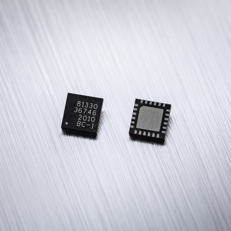 Smart LIN driver IC for DC, Stepper and BLDC motors (0.5 A)
