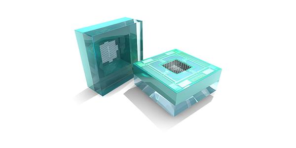Discrete absolute pressure sensor from 0 - 10..30 bar absolute