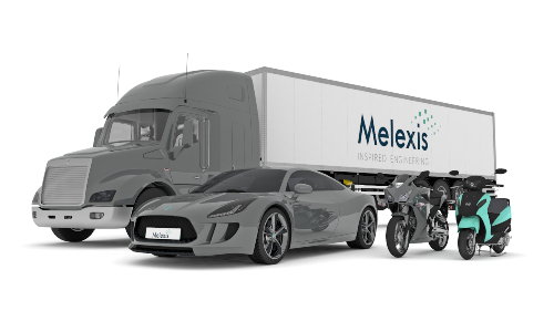 MLX90411 Automotive visual